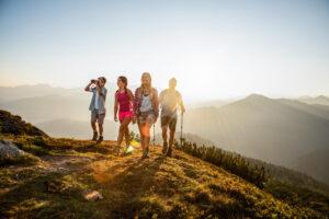 Sommer-Familien-Wanderung in Flachau