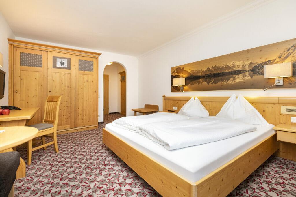 Doppelzimmer Lackenkogelblick in Flachau