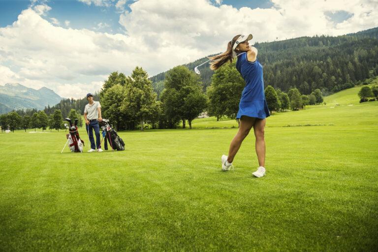 Golf course in Radstadt