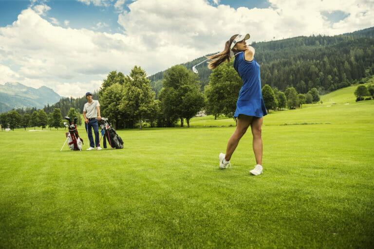 Golfanlage in Radstadt