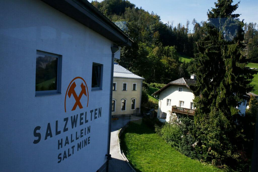 Salzbergwerk Hallein