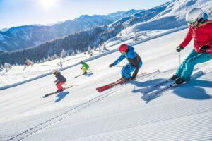 Skifahren im Snowspace Flachau