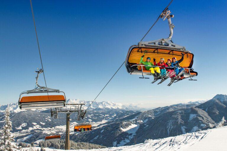Skigebiet Amade Flachau