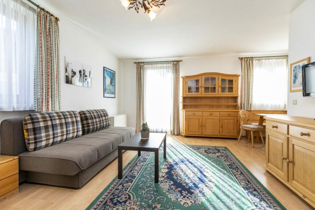 Wohnbereich Appartements Hotel Pongauerhof